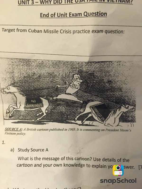 vietnam gcse history coursework question 2 Year 10 history we will update this section regularly with summary questions and homework tasks designed to provide long term revision for your gcses.